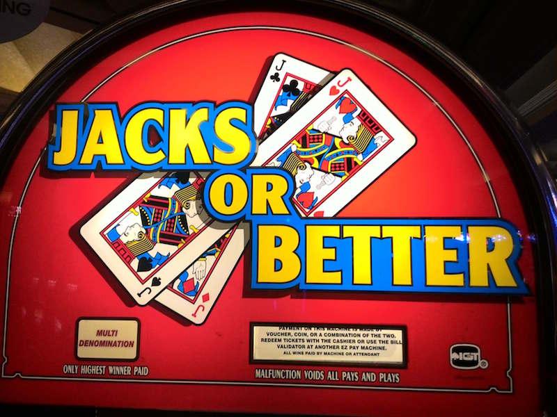 Tips Jacks or Better